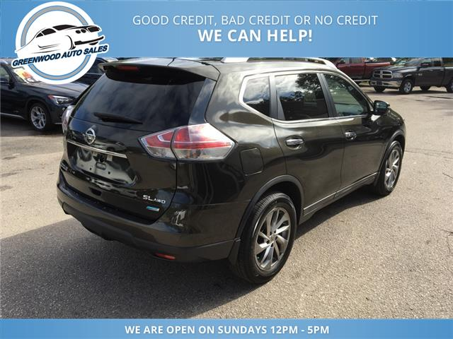 2015 Nissan Rogue SL (Stk: 15-73187) in Greenwood - Image 6 of 19
