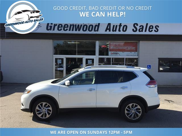 2015 Nissan Rogue SL (Stk: 15-02163) in Greenwood - Image 1 of 17