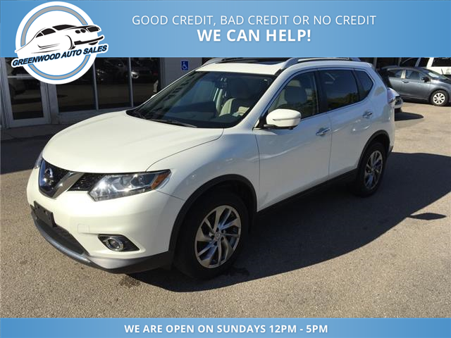 2015 Nissan Rogue SL (Stk: 15-02163) in Greenwood - Image 2 of 17