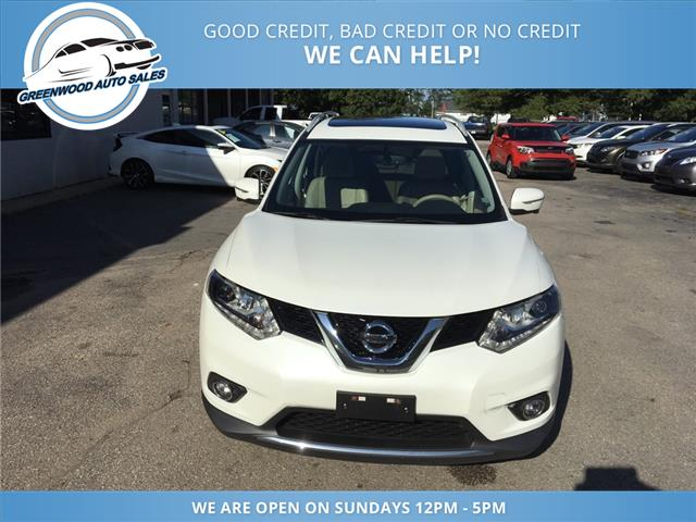 2015 Nissan Rogue SL (Stk: 15-02163) in Greenwood - Image 3 of 17