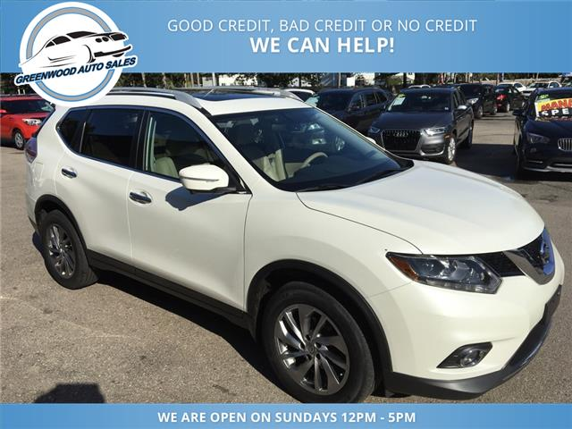 2015 Nissan Rogue SL (Stk: 15-02163) in Greenwood - Image 4 of 17