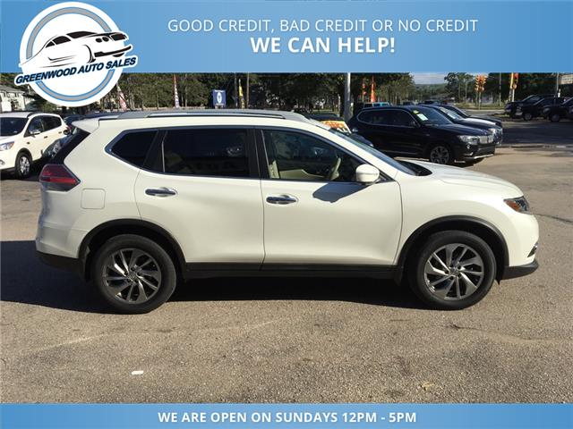2015 Nissan Rogue SL (Stk: 15-02163) in Greenwood - Image 5 of 17