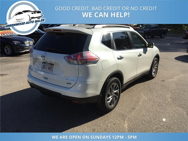 2015 Nissan Rogue SL (Stk: 15-02163) in Greenwood - Image 6 of 17