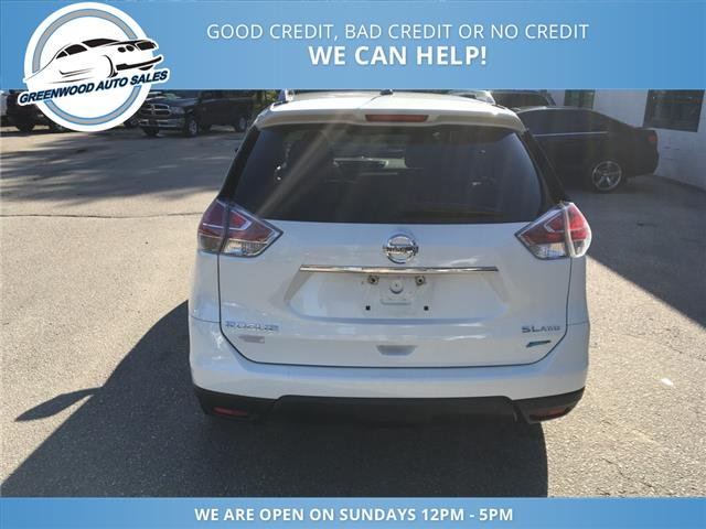 2015 Nissan Rogue SL (Stk: 15-02163) in Greenwood - Image 7 of 17
