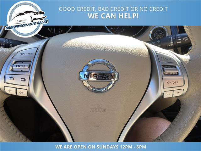 2015 Nissan Rogue SL (Stk: 15-02163) in Greenwood - Image 11 of 17