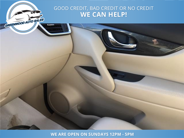 2015 Nissan Rogue SL (Stk: 15-02163) in Greenwood - Image 14 of 17