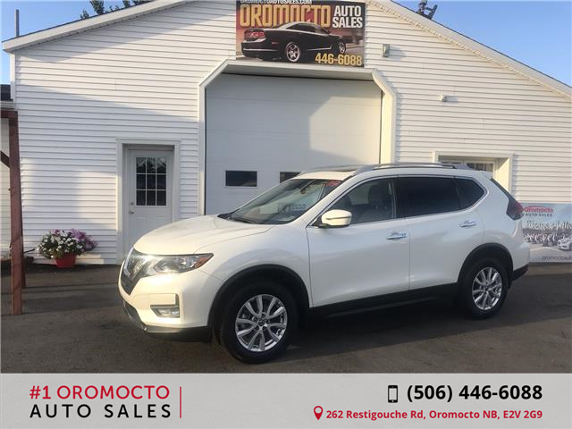 2019 Nissan Rogue SV (Stk: 374) in Oromocto - Image 1 of 20