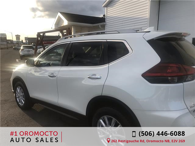 2019 Nissan Rogue SV (Stk: 374) in Oromocto - Image 4 of 20