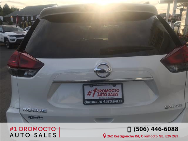 2019 Nissan Rogue SV (Stk: 374) in Oromocto - Image 5 of 20