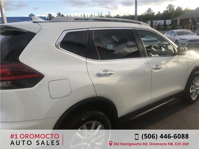 2019 Nissan Rogue SV (Stk: 374) in Oromocto - Image 6 of 20