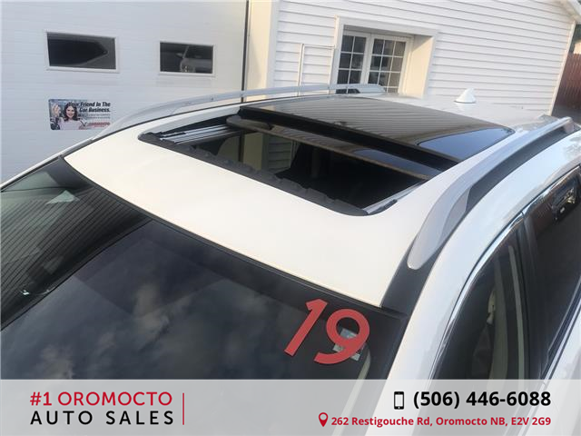 2019 Nissan Rogue SV (Stk: 374) in Oromocto - Image 20 of 20