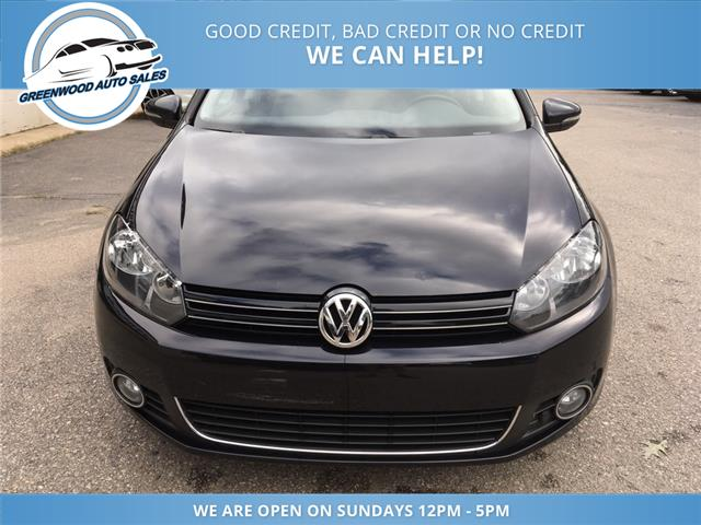 2012 Volkswagen Golf 2.0 TDI Comfortline (Stk: 12-72690) in Greenwood - Image 3 of 16