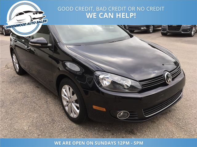 2012 Volkswagen Golf 2.0 TDI Comfortline (Stk: 12-72690) in Greenwood - Image 4 of 16