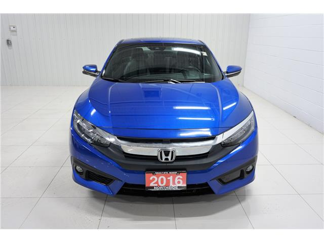2016 Honda Civic Touring (Stk: MP0566) in Sault Ste. Marie - Image 3 of 20