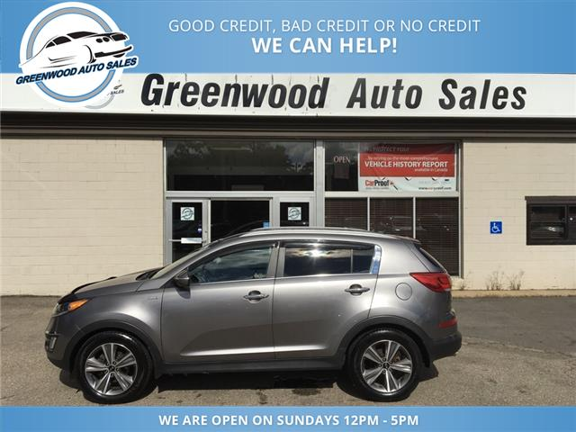 2014 Kia Sportage SX (Stk: 14-46124) in Greenwood - Image 1 of 18