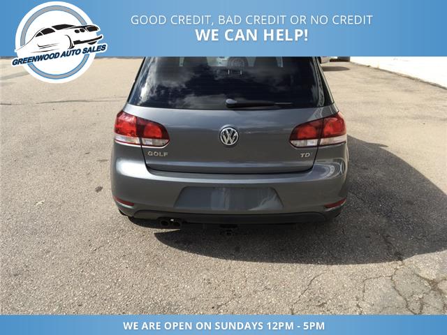 2012 Volkswagen Golf 2.0 TDI Highline (Stk: 12-02484) in Greenwood - Image 7 of 17