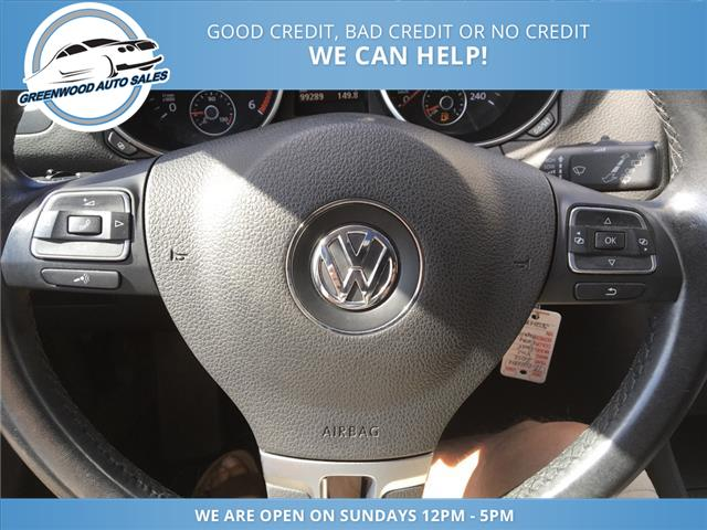 2012 Volkswagen Golf 2.0 TDI Highline (Stk: 12-02484) in Greenwood - Image 11 of 17
