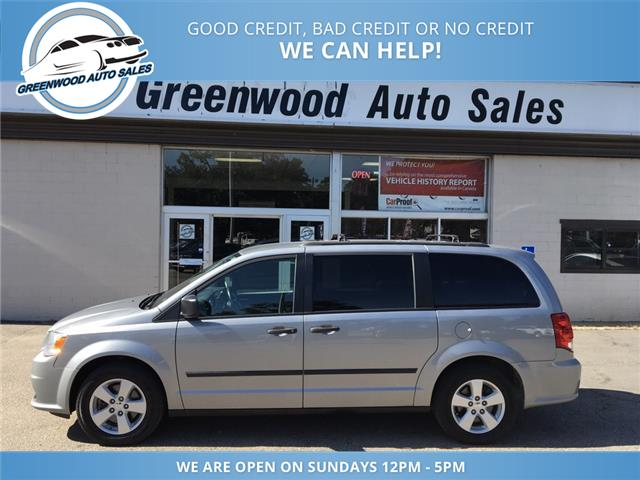 2014 Dodge Grand Caravan SE/SXT (Stk: 14-14109) in Greenwood - Image 1 of 17