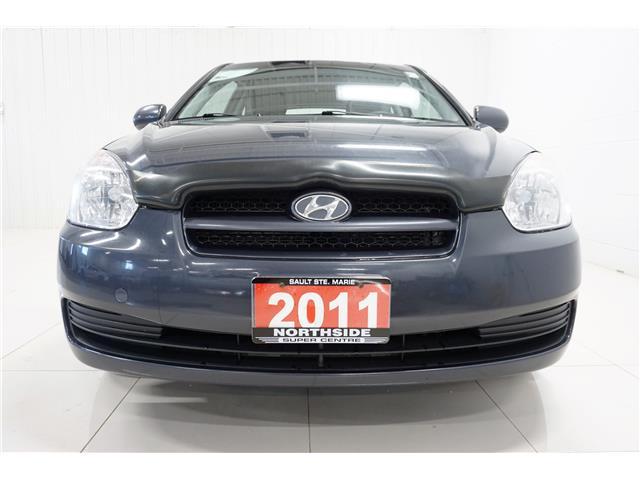 2011 Hyundai Accent L (Stk: M19003A) in Sault Ste. Marie - Image 2 of 17