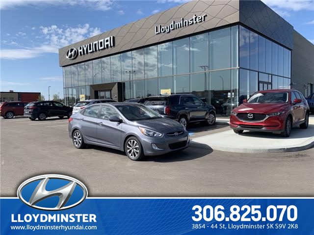 2017 Hyundai Accent SE (Stk: 9SA1218C) in Lloydminster - Image 1 of 13