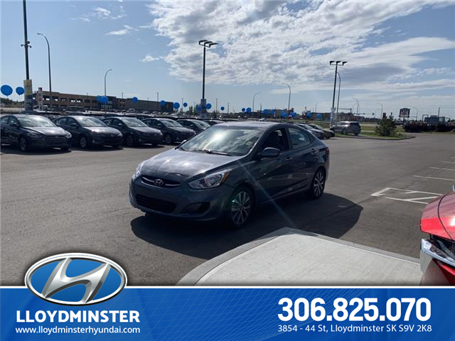 2017 Hyundai Accent SE (Stk: 9SA1218C) in Lloydminster - Image 2 of 13