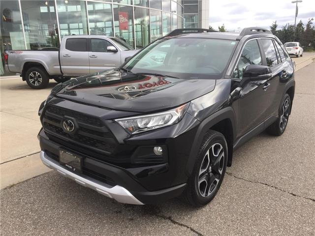 2019 Toyota RAV4 Trail (Stk: 36145) in Brampton - Image 1 of 17