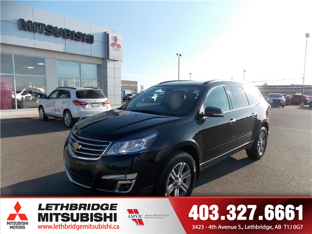2017 Chevrolet Traverse 1LT (Stk: 8E615731A) in Lethbridge - Image 1 of 13