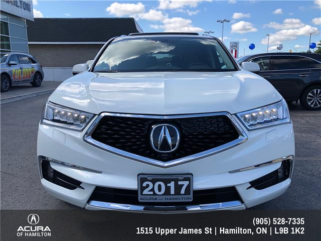 2017 Acura MDX Elite Package (Stk: 1716970) in Hamilton - Image 2 of 31