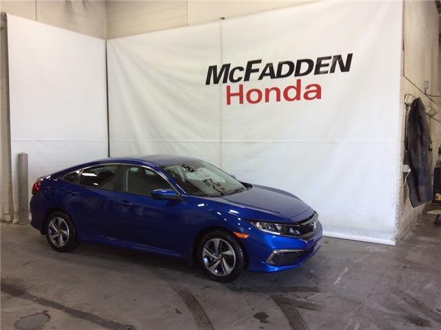 2019 Honda Civic LX (Stk: 2060) in Lethbridge - Image 1 of 11