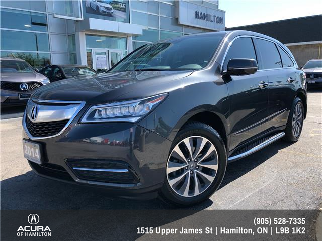 2014 Acura MDX Navigation Package (Stk: 1416601) in Hamilton - Image 2 of 27