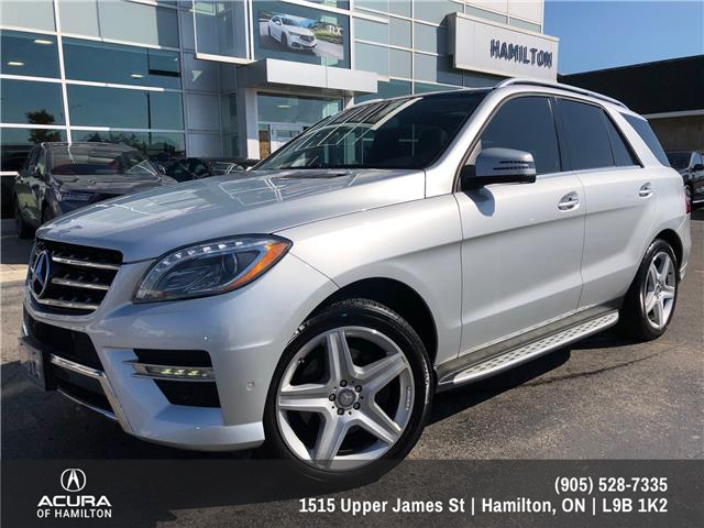 2014 Mercedes-Benz M-Class Base (Stk: 1400061) in Hamilton - Image 2 of 28