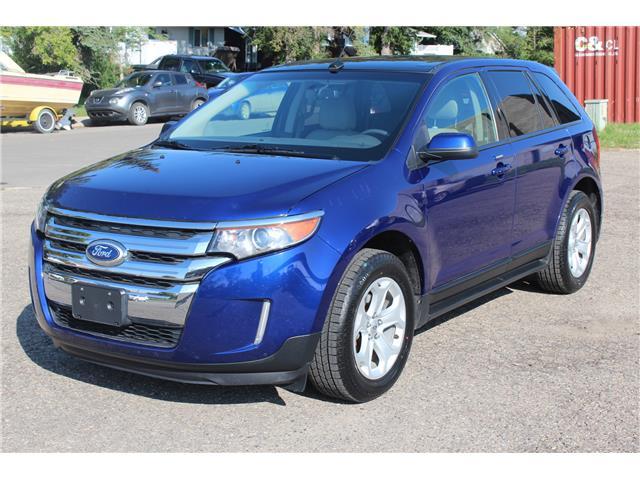 2013 Ford Edge SEL (Stk: P1724) in Regina - Image 1 of 17