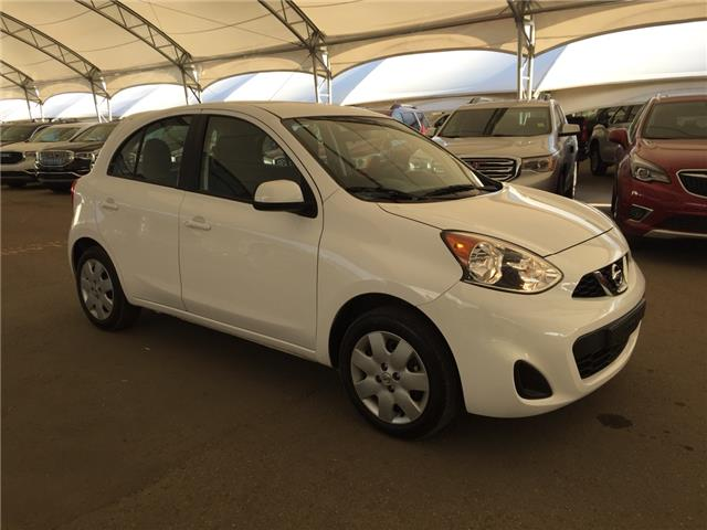 2017 Nissan Micra SV (Stk: 178118) in AIRDRIE - Image 1 of 22