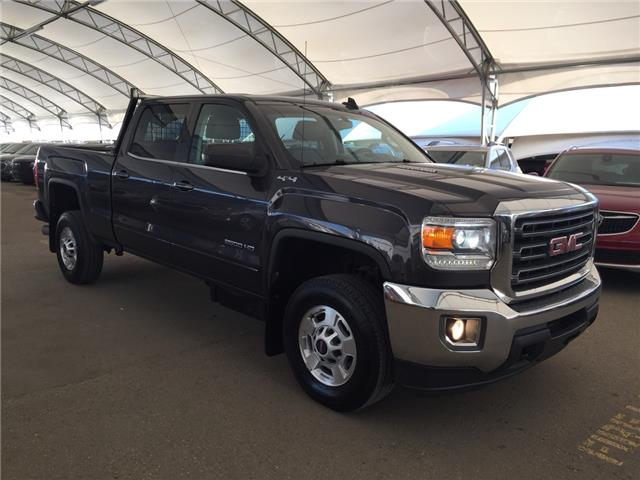 2016 GMC Sierra 2500HD SLE (Stk: 140733) in AIRDRIE - Image 1 of 30
