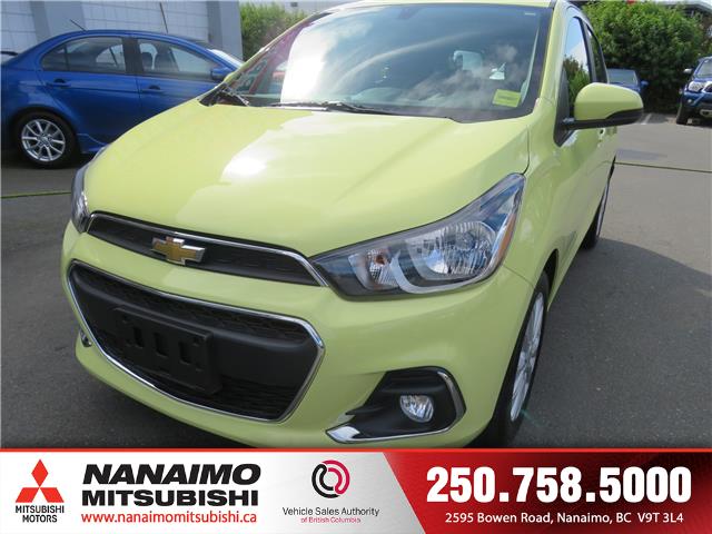 2017 Chevrolet Spark 1LT CVT (Stk: 9R0648A) in Nanaimo - Image 1 of 10