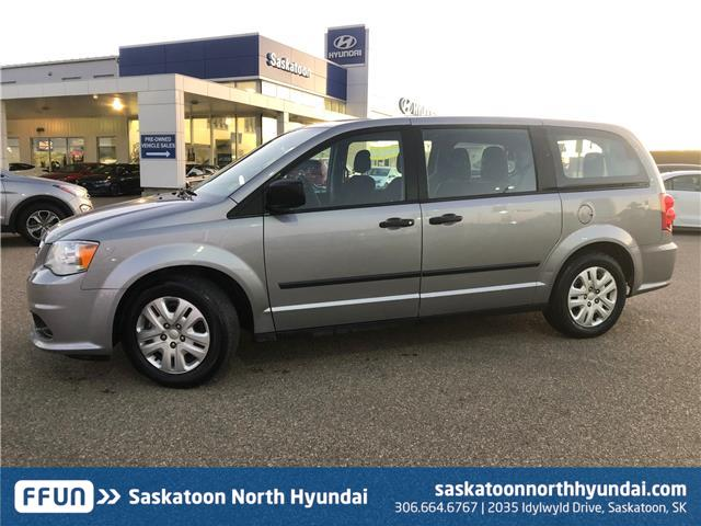 2016 Dodge Grand Caravan SE/SXT (Stk: B7392A) in Saskatoon - Image 1 of 29