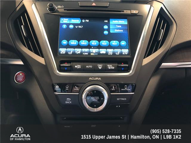 2019 Acura MDX Elite (Stk: 190190) in Hamilton - Image 20 of 29