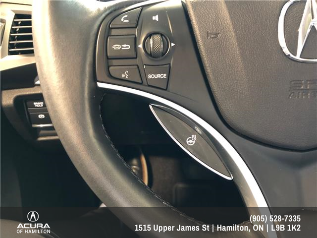 2019 Acura MDX Elite (Stk: 190190) in Hamilton - Image 24 of 29