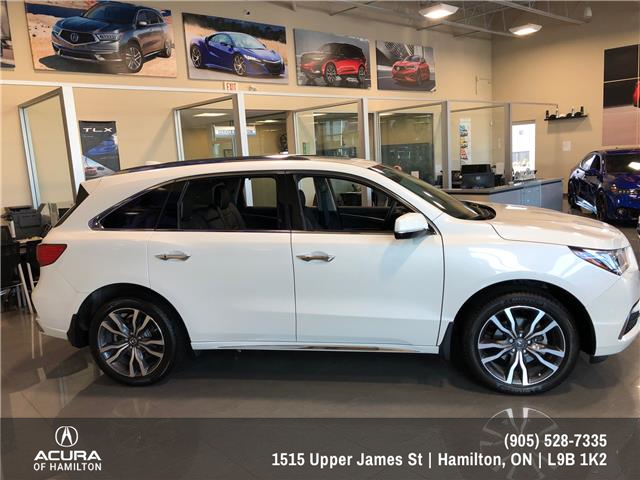 2019 Acura MDX Elite (Stk: 190190) in Hamilton - Image 28 of 29