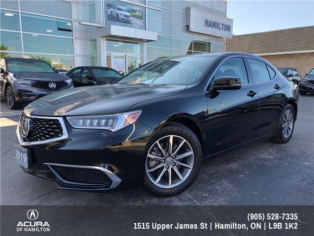 2019 Acura TLX Tech (Stk: 190187) in Hamilton - Image 1 of 27