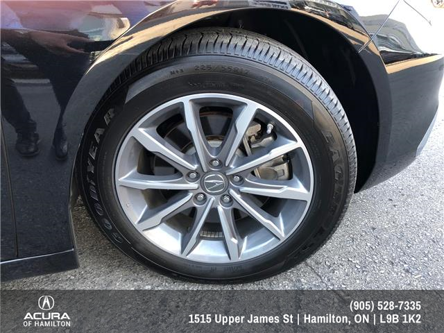 2019 Acura TLX Tech (Stk: 190187) in Hamilton - Image 12 of 27