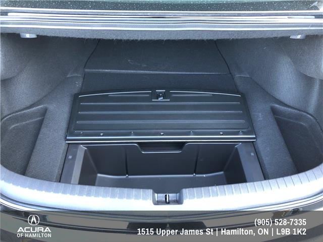 2019 Acura TLX Tech (Stk: 190187) in Hamilton - Image 19 of 27