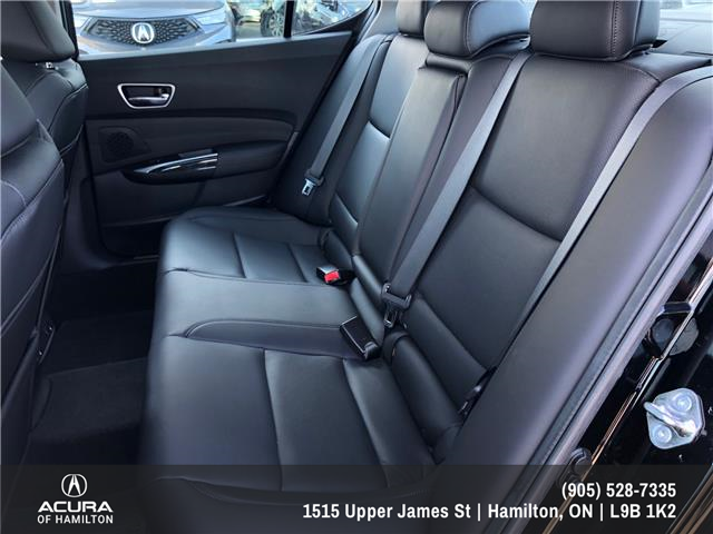 2019 Acura TLX Tech (Stk: 190187) in Hamilton - Image 13 of 27