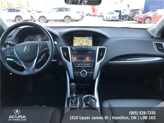 2019 Acura TLX Tech (Stk: 190187) in Hamilton - Image 9 of 27