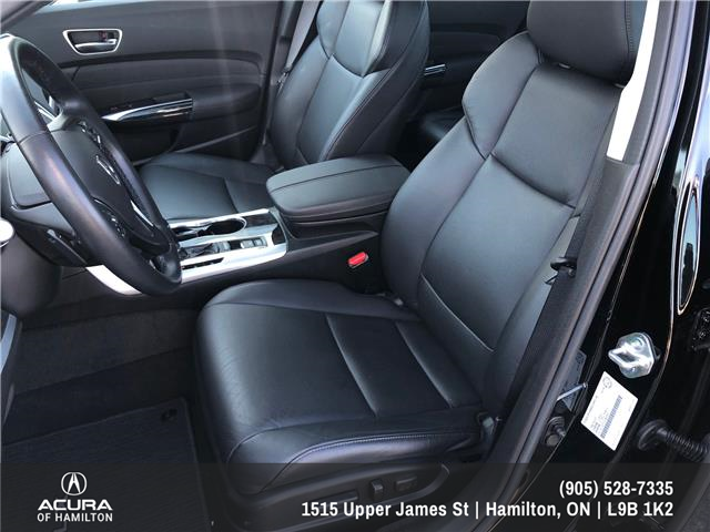 2019 Acura TLX Tech (Stk: 190187) in Hamilton - Image 11 of 27