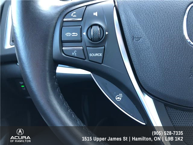 2019 Acura TLX Tech (Stk: 190187) in Hamilton - Image 6 of 27