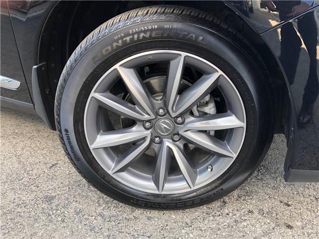 2019 Acura RDX Elite (Stk: 190031) in Hamilton - Image 14 of 31
