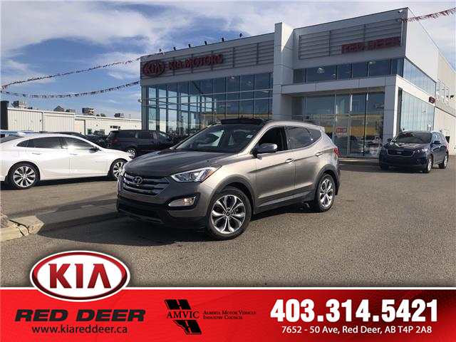 2016 Hyundai Santa Fe Sport 2.0T Limited (Stk: L7598) in Red Deer - Image 1 of 16