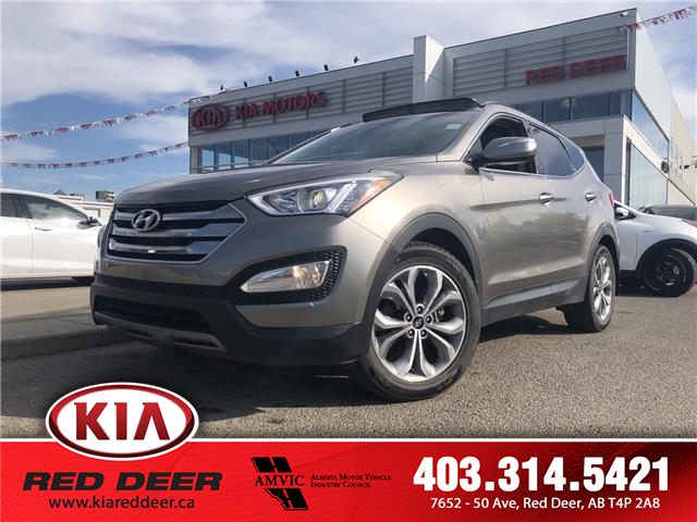 2016 Hyundai Santa Fe Sport 2.0T Limited (Stk: L7598) in Red Deer - Image 2 of 16