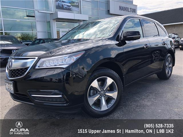 2016 Acura MDX Base (Stk: 1616950) in Hamilton - Image 2 of 30